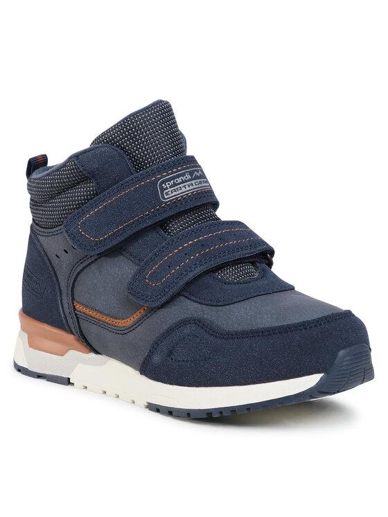 Sprandi Auliniai batai CP07-91336-02 Tamsiai mėlyna