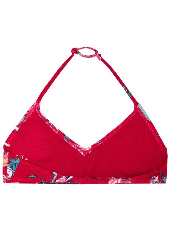Roxy Roxy Costum de baie Little Wanderer ERGX203273 Roșu