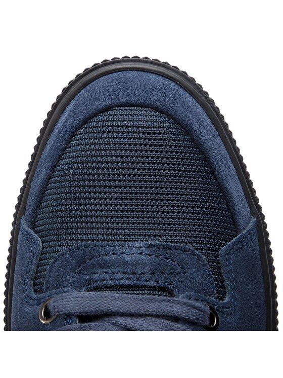 Diesel Diesel Sneakersy S-Danny Mc II Y01800 P1765 T6055 Granatowy