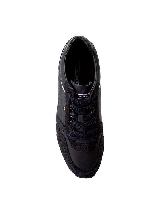 Tommy Hilfiger Tommy Hilfiger Sneakersy Leeds 1 C2 FM0FM00963 Tmavomodrá