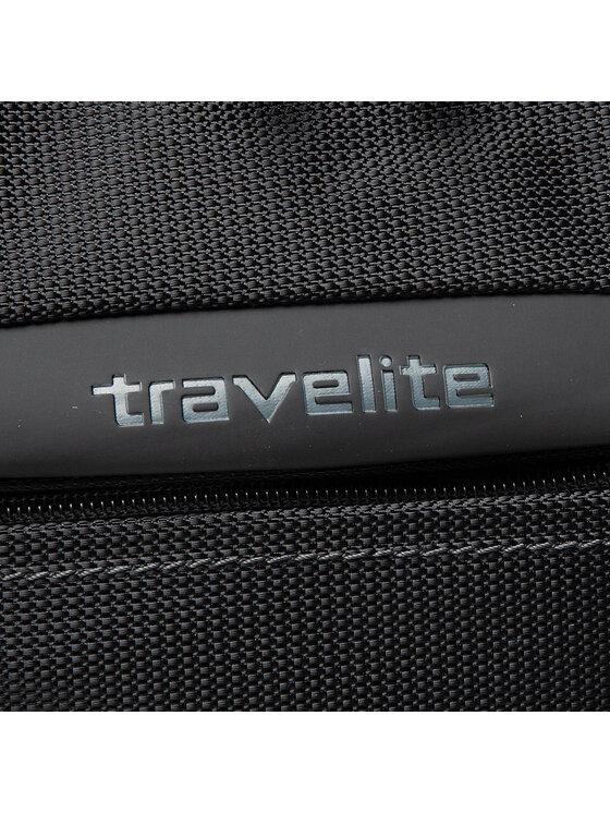 Travelite Travelite Torba na laptopa Crosslite Kombi 89505-01 Czarny