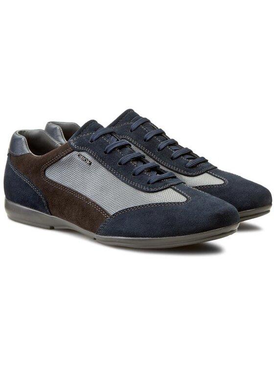 Geox Geox Sneakersy U Efrem A U620UA 02243 C0661 Tmavomodrá