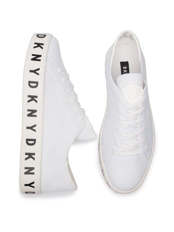 DKNY DKNY Sneakers Banson K4891177 Weiß