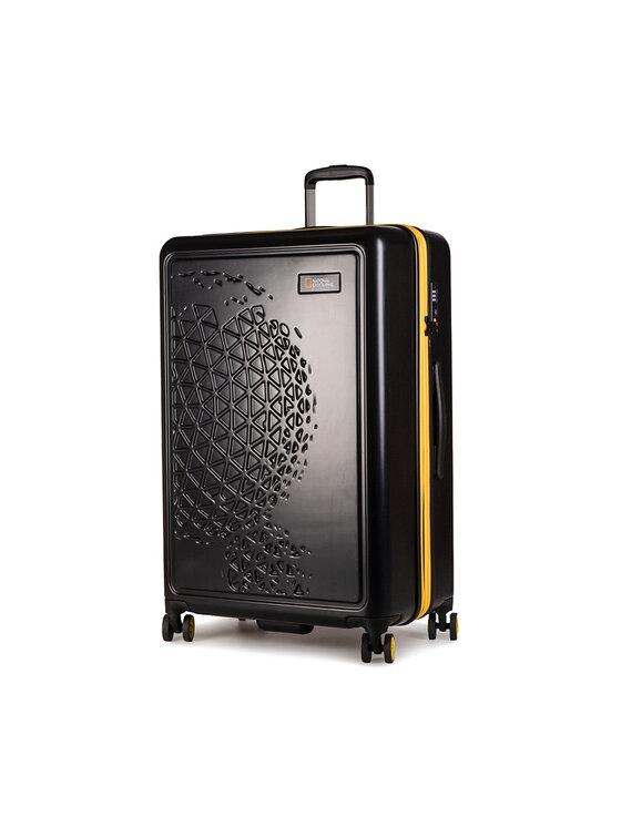 National Geographic Didelė Vyriška Piniginė Luggage H162HA.71.06 Juoda