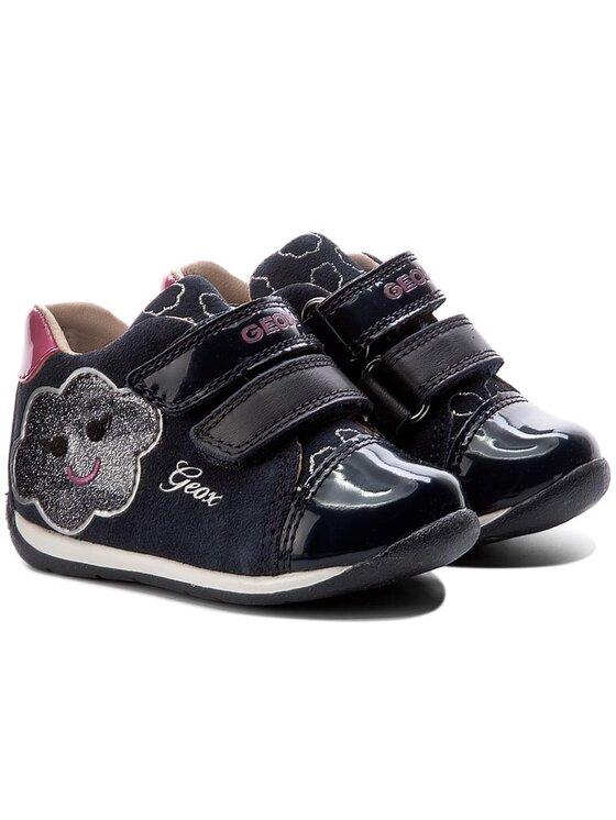Geox Geox Κλειστά παπούτσια B Each G. C B740AC 022HH C0673 Σκούρο μπλε