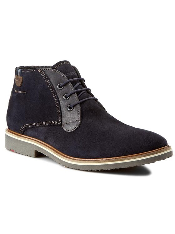 Lloyd Lloyd Boots Sterling 25-574-32 Bleu marine