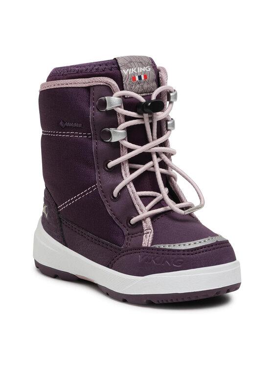 Viking Sniego batai Fun Gtx GORE-TEX 3-90025-1683 Violetinė