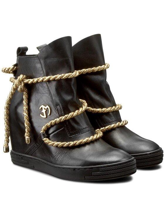 Eva Minge Eva Minge Sneakersy Cruz 1N 17SM1372128ES Czarny