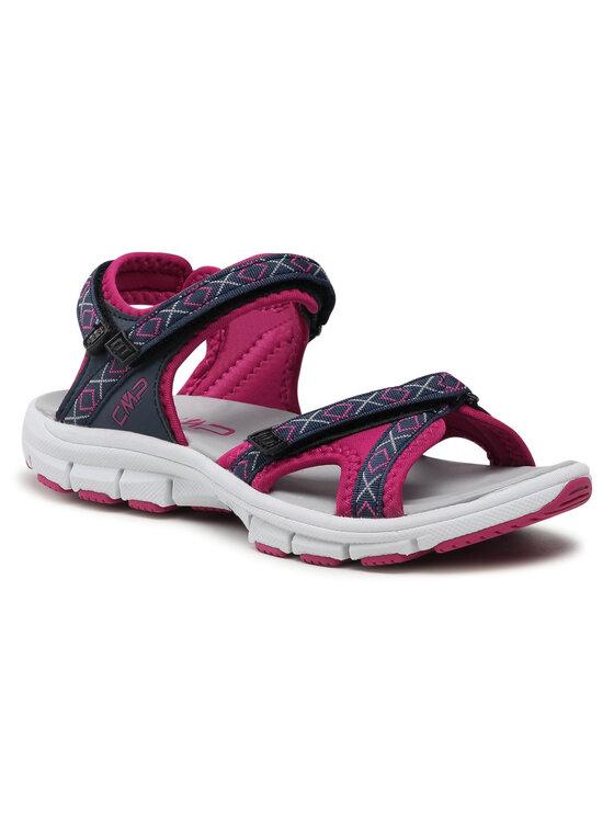 CMP Basutės Almaak Wmn Hiking Sandal 38Q9946 Tamsiai mėlyna