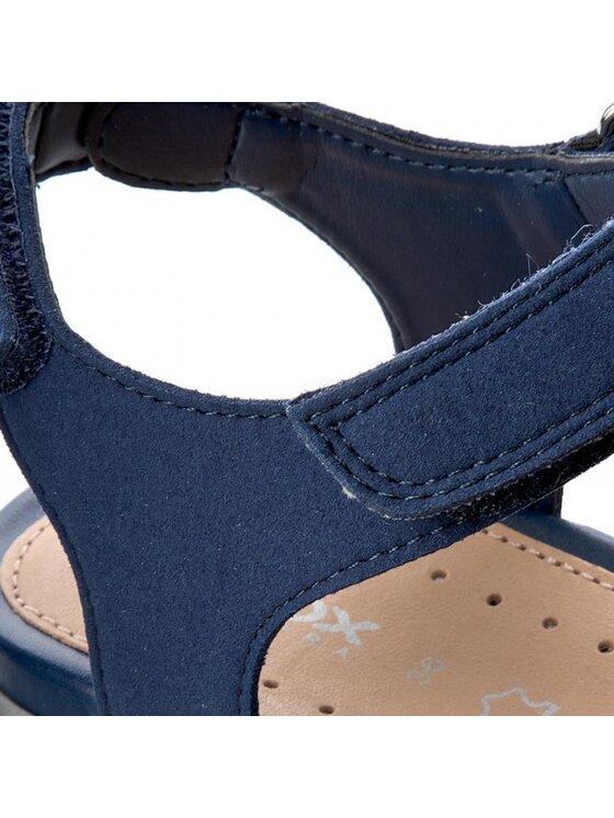 Geox Geox Σανδάλια J Sand. Sukie G. C J720VC 011AU C4002 S Σκούρο μπλε