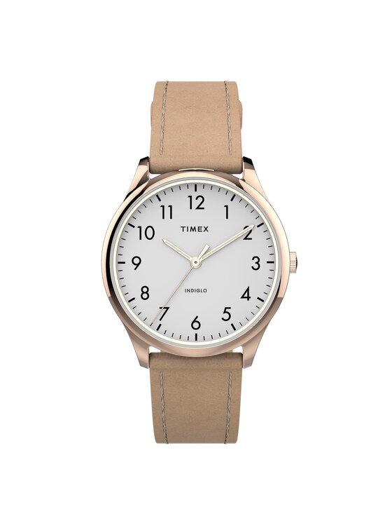 Timex Laikrodis Modern Easy Reader TW2T72400 Smėlio