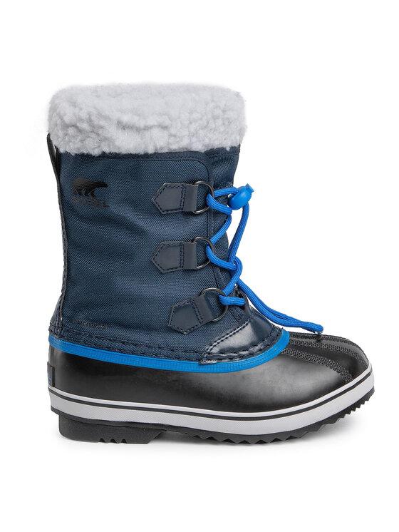 Sorel Sorel Sniego batai Yoot Pac Nylon NY1962 Tamsiai mėlyna