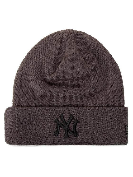 New Era Kepurė Colour Ess Cuff Kni Osfm 60081145 Pilka