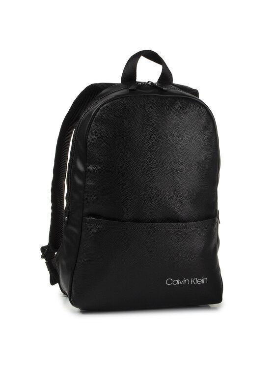 Calvin Klein Calvin Klein Plecak Ck Direct Round Backpack K50K505124 Czarny