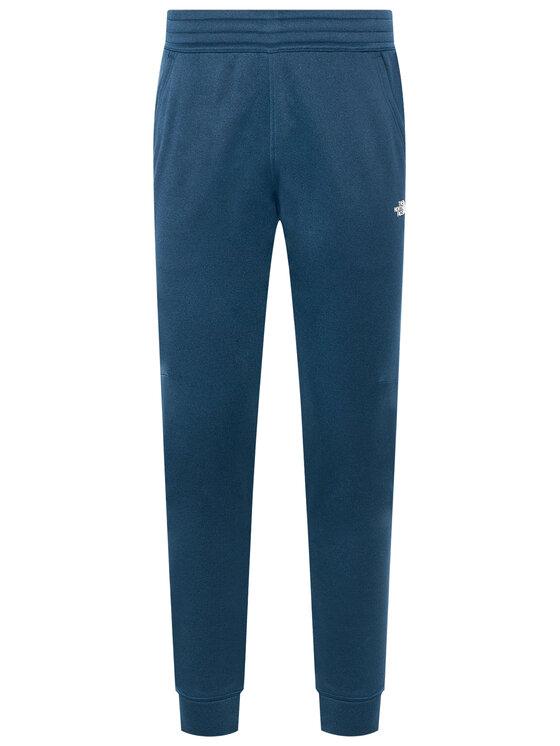 The North Face The North Face Spodnie dresowe Surgent Cuffed NF0A3UWI Granatowy Regular Fit