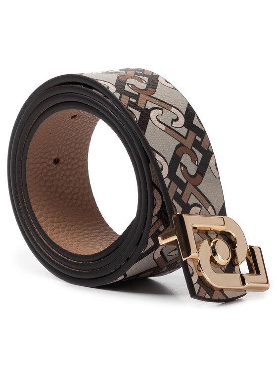 Liu Jo Liu Jo Дамски колан Lj Belt 3.5 Cm Metal N69231 E0017 Бежов
