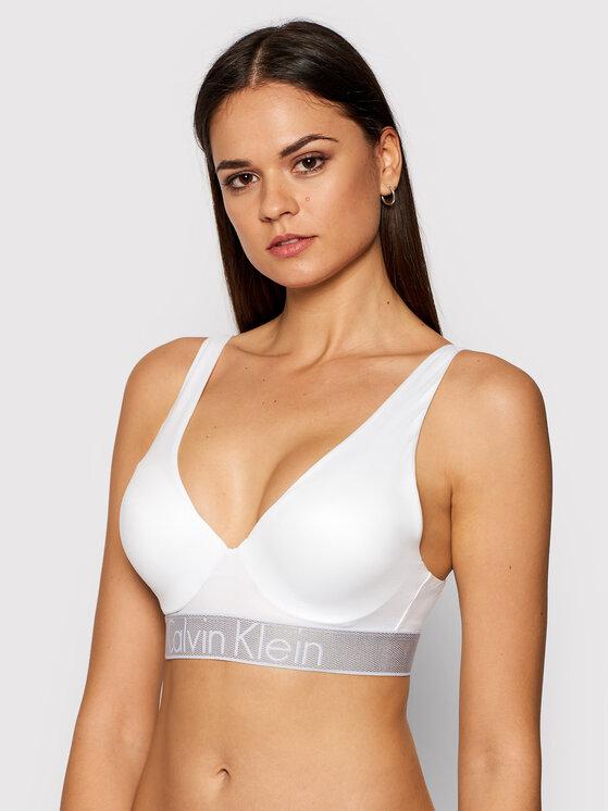 Calvin Klein Underwear Calvin Klein Underwear Podprsenkový top 000QF4052E Biela
