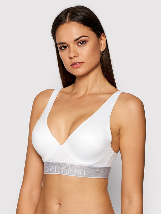 Calvin Klein Underwear Calvin Klein Underwear Σουτιέν τοπ 000QF4052E Λευκό