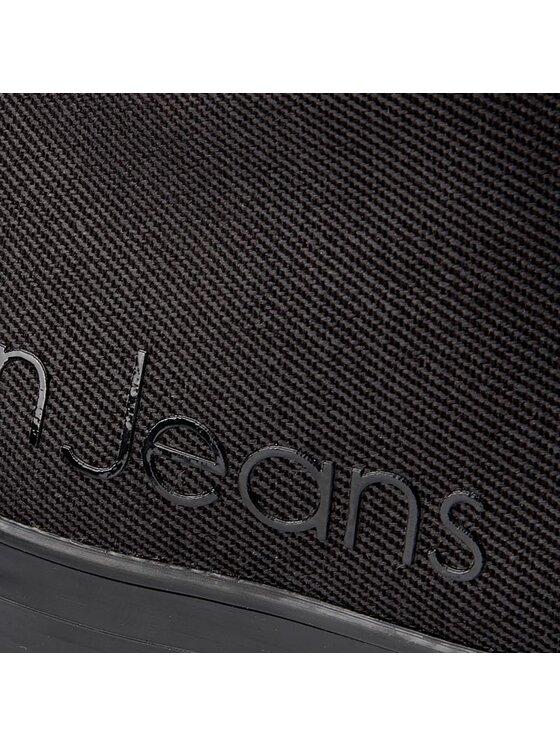 Calvin Klein Jeans Calvin Klein Jeans Plátenky Aron S0474 Čierna