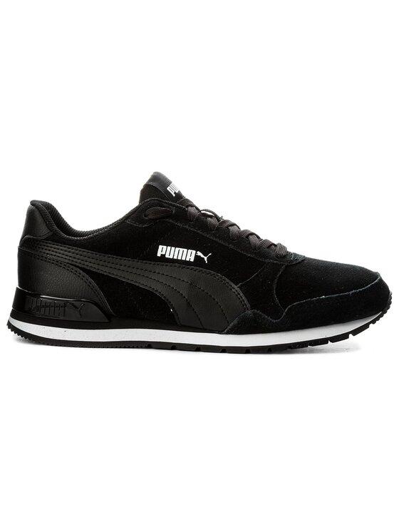 Puma Puma Sneakersy St Runner v2 Sd 365279 01 Černá