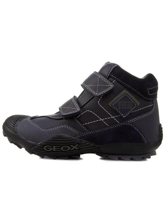 Geox Geox Μποτίνια J Savage A J5424A 05422 C4002 Μπλε