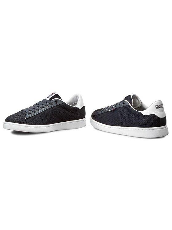 Tommy Hilfiger Tommy Hilfiger Sneakersy DENIM Sullivan 1M-1 EM56820721 Tmavomodrá