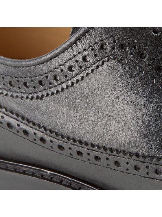 Gant Gant Κλειστά παπούτσια Albert 13631451 Μαύρο