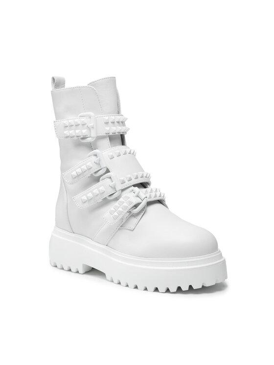 Le Silla Žygio batai Ranger 6490P020 Balta