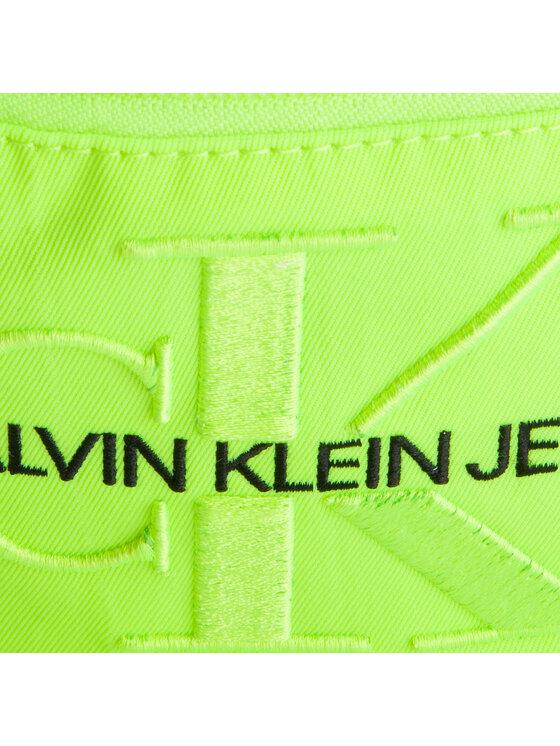 Calvin Klein Jeans Calvin Klein Jeans Saszetka nerka Monogram Nylon Street Pack K50K504740 Zielony