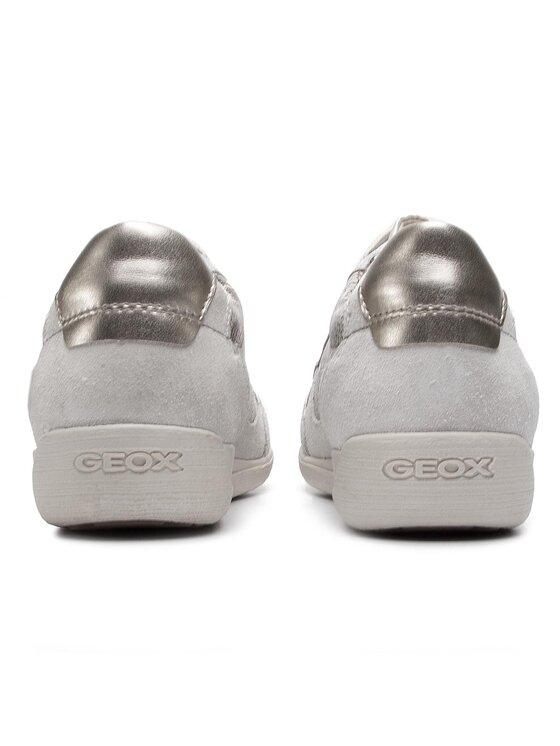 Geox Geox Sportcipő D Myria A D6468A 04122 C1002 Bézs