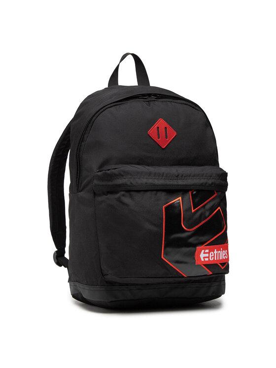 Etnies Kuprinė Essential Back Pack 1410001387 Juoda