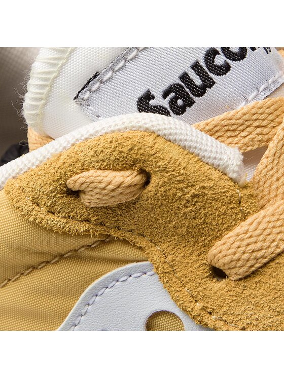 Saucony Saucony Sneakersy Dxn Trainer Vintage S60369-38 Żółty