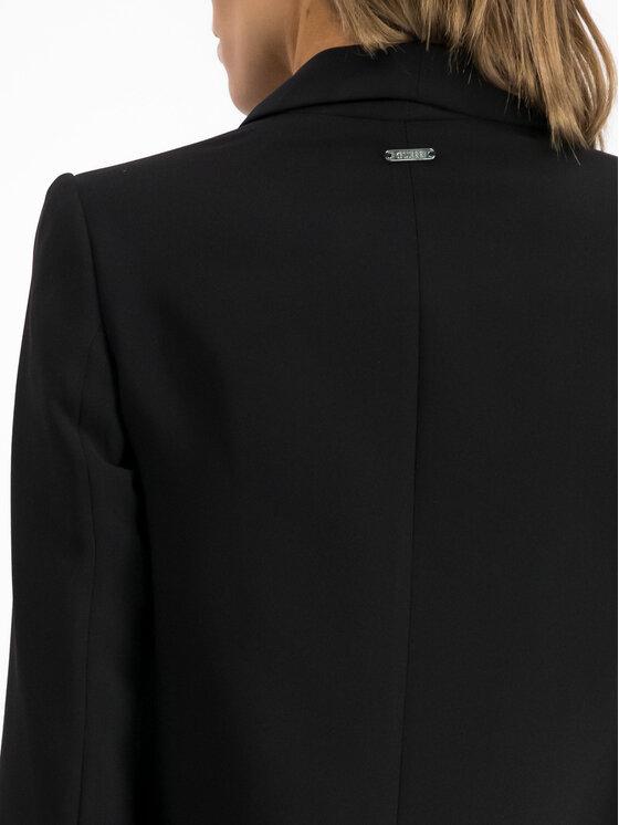 Guess Guess Блейзър W93N48 W96R0 Черен Regular Fit
