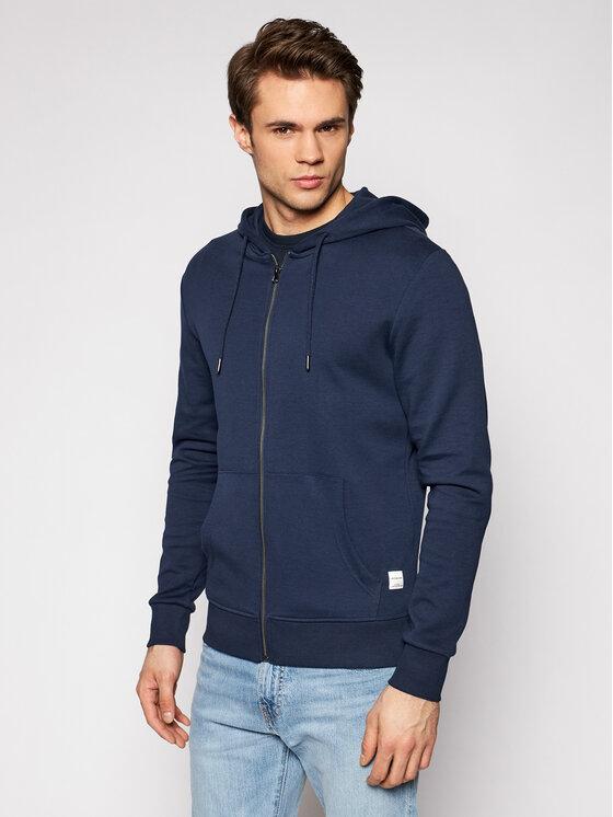 Jack&Jones Džemperis Basic 12181901 Tamsiai mėlyna Regular Fit