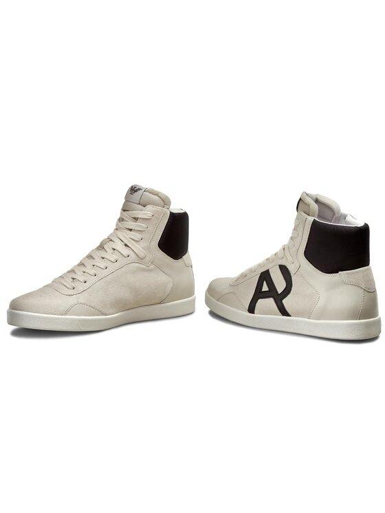 Armani Jeans Armani Jeans Сникърси C6564 18 F1 Бял