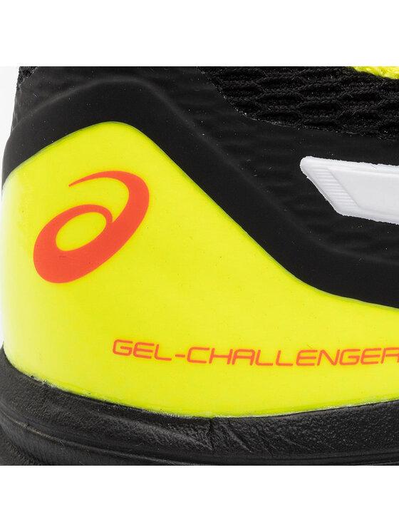 Asics Asics Boty Gel-Challenger 12 Clay 1041A048 Černá
