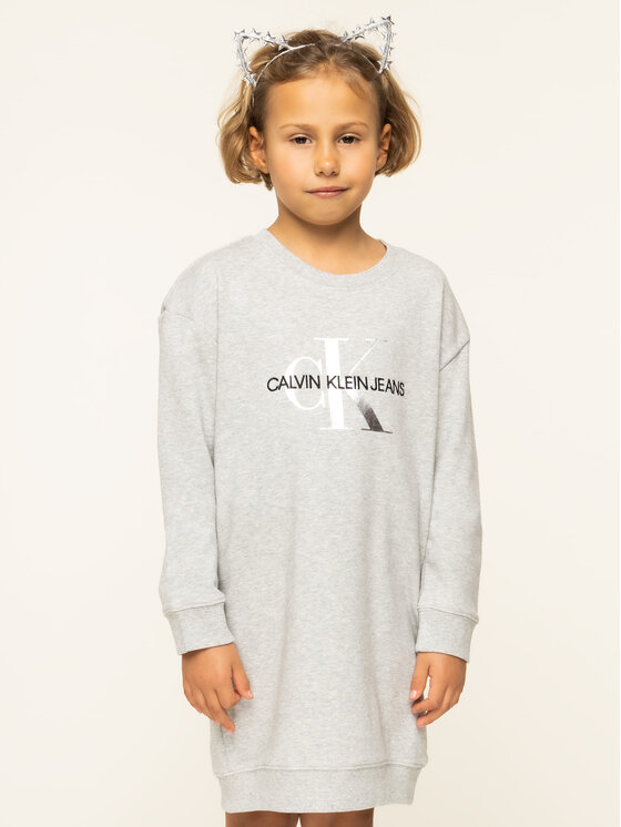 Calvin Klein Jeans Calvin Klein Jeans Μπλούζα IG0IG00266 Γκρι Regular Fit