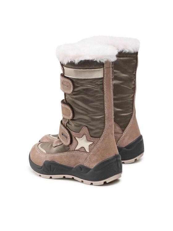 Primigi Primigi Śniegowce GORE-TEX 8383911 D Brązowy