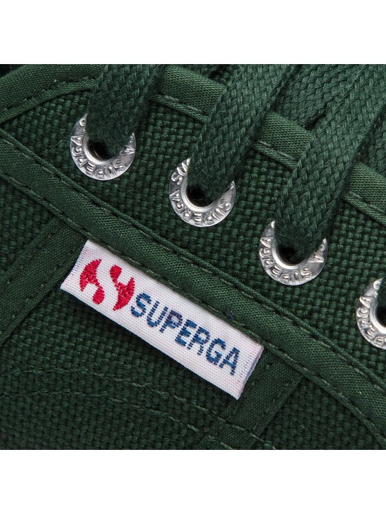Superga Superga Гуменки 2750 Cotu Classic S000010 Зелен