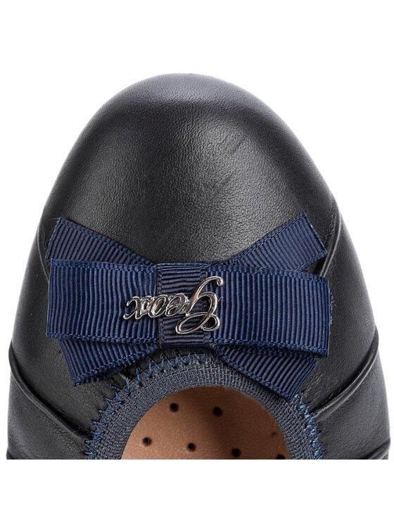 Geox Geox Μπαλαρίνες J Piuma Ball B J52B0B00043C4002 / M Σκούρο μπλε