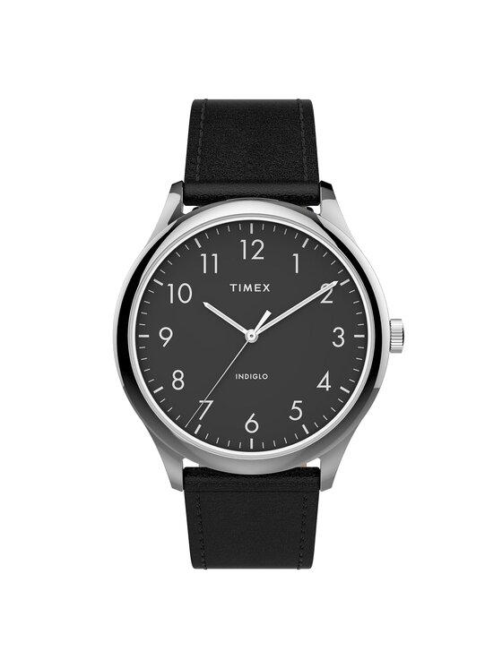 Timex Laikrodis Modern Easy Reader TW2T71900 Juoda