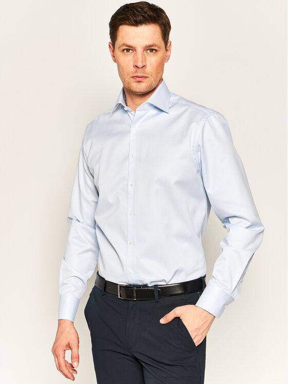 Stenströms Marškiniai 602771 1610 Mėlyna Slim Fit