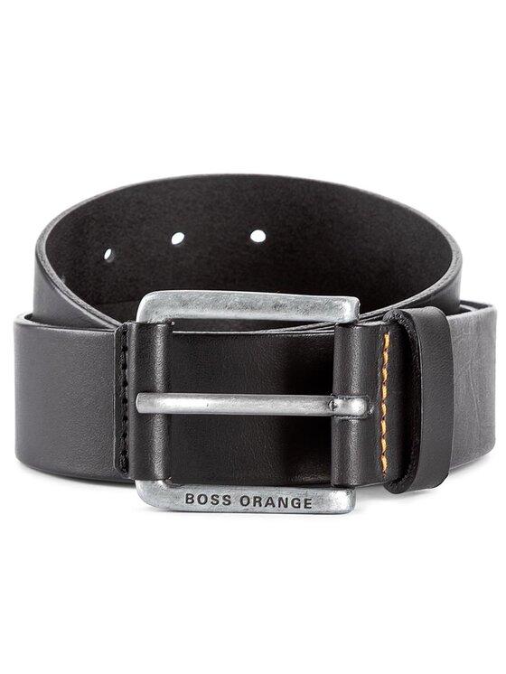 Boss Boss Cintura da uomo Jakab 50370048 Nero