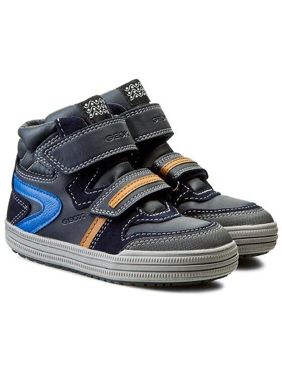 Geox Geox Обувки J Elvis E J54A4E 05422 C4226 Тъмносин