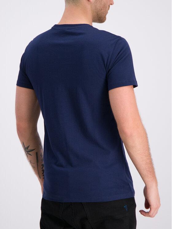 Trussardi Jeans Trussardi Jeans T-shirt 52T00202 Blu scuro Regular Fit