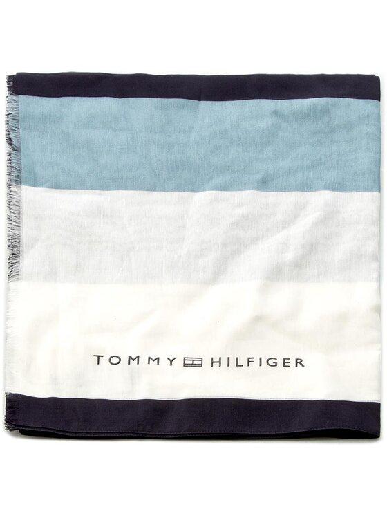 Tommy Hilfiger TOMMY HILFIGER Szal Honey Stripe Scarf AW0AW03872