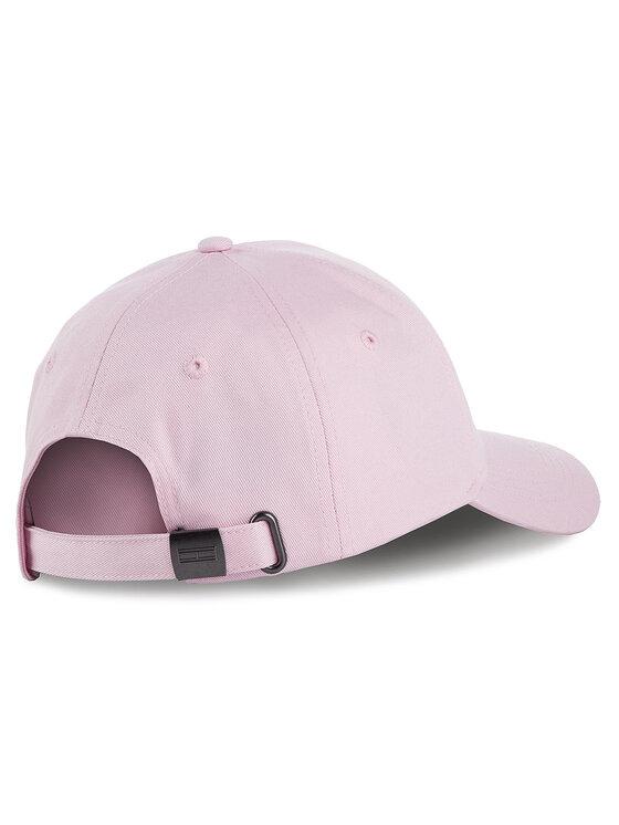 Tommy Jeans Tommy Jeans Καπέλο Jockey Tjw Flag Cap AW0AW06885 Ροζ