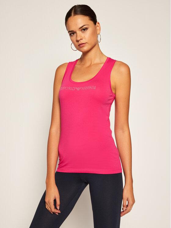 Emporio Armani Underwear Emporio Armani Underwear Top 163319 0A263 20973 Růžová Slim Fit