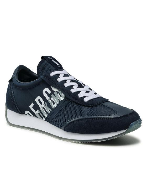 Bikkembergs Laisvalaikio batai Jonas B4BKM0174 Tamsiai mėlyna