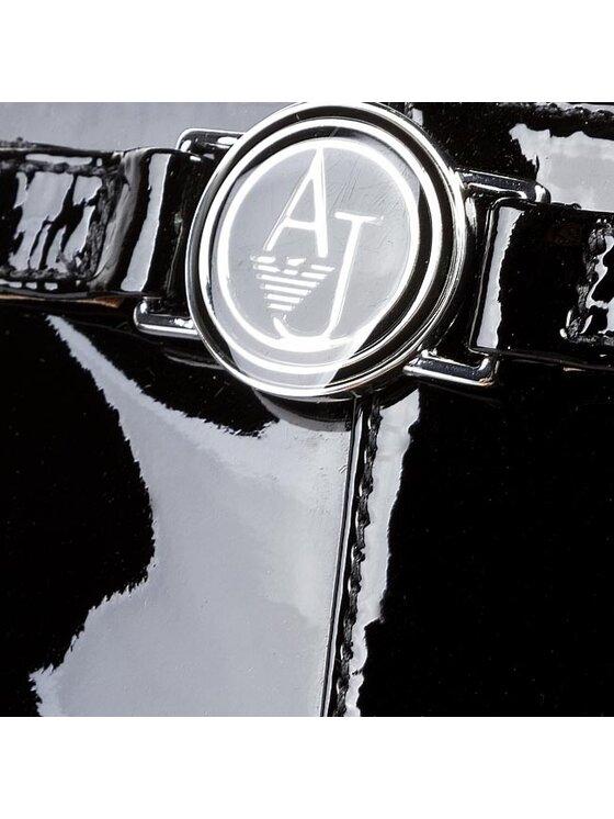 Armani Jeans Armani Jeans Боти Z55D7 30 12 Черен
